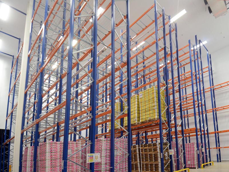 racking for pallets