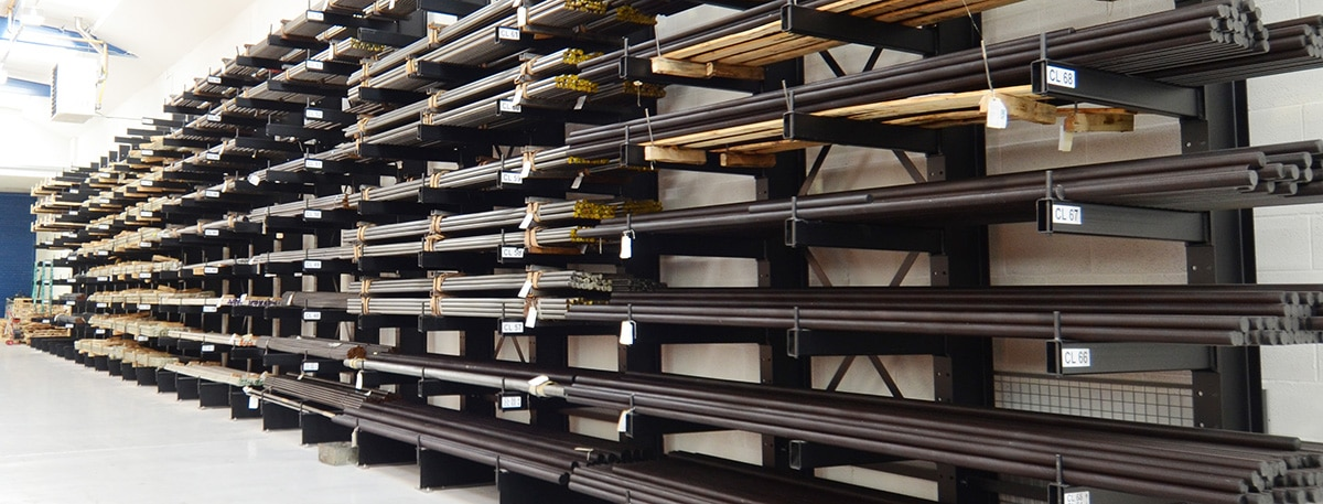 Cantilever Racking Wall