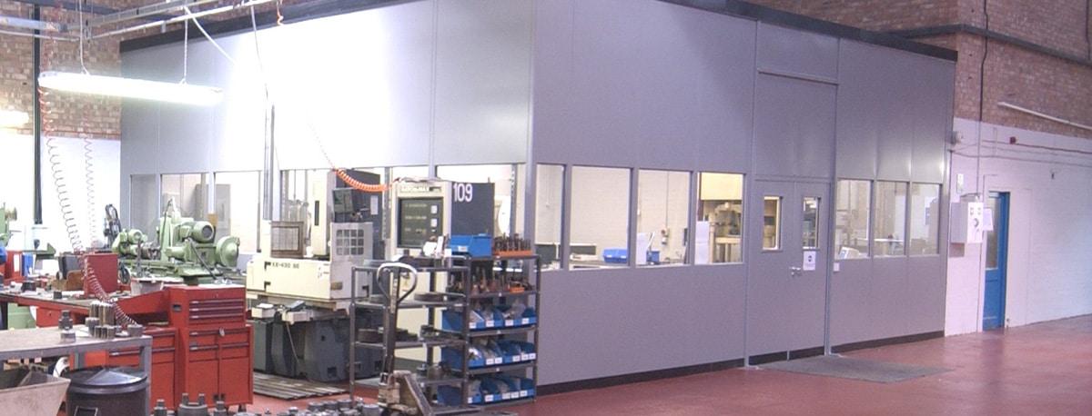 workshop partition
