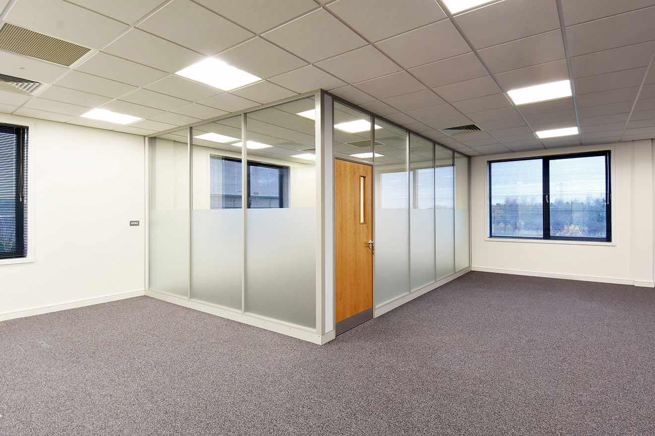 Glass Office Partiton