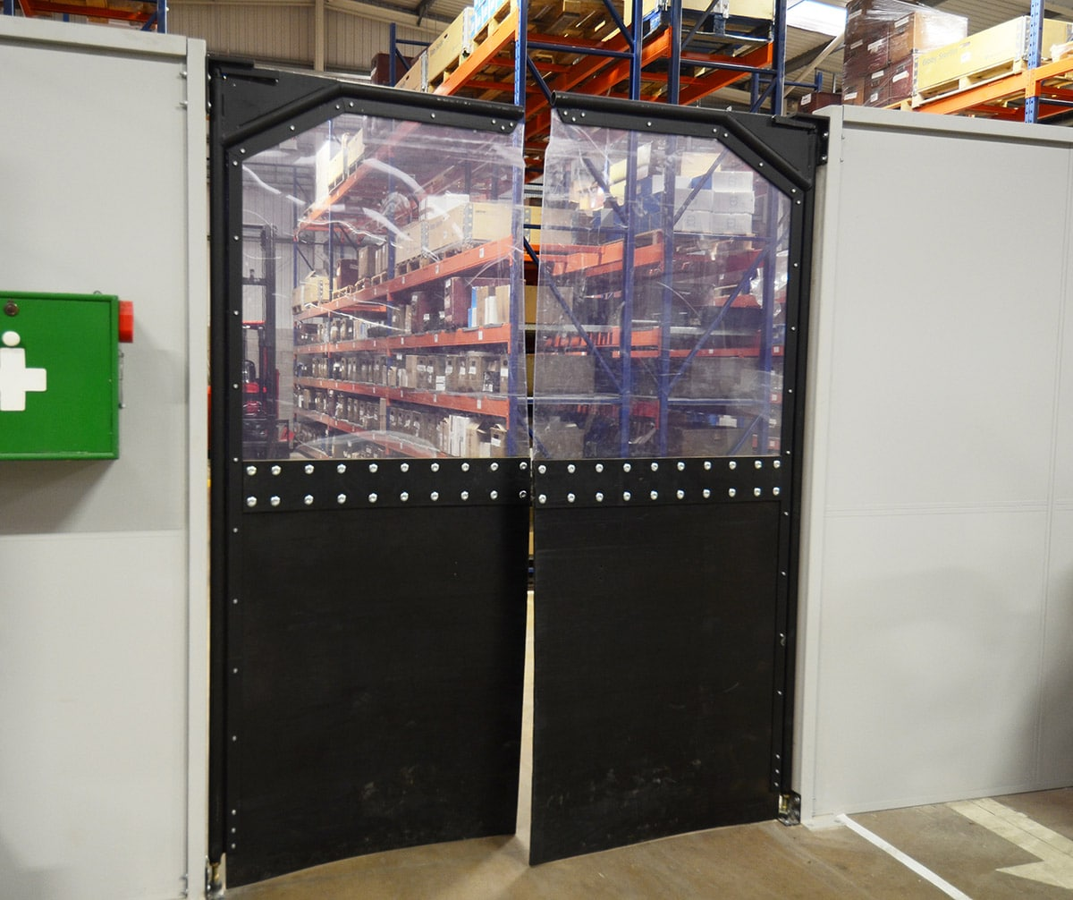 Industrial Partition Doors