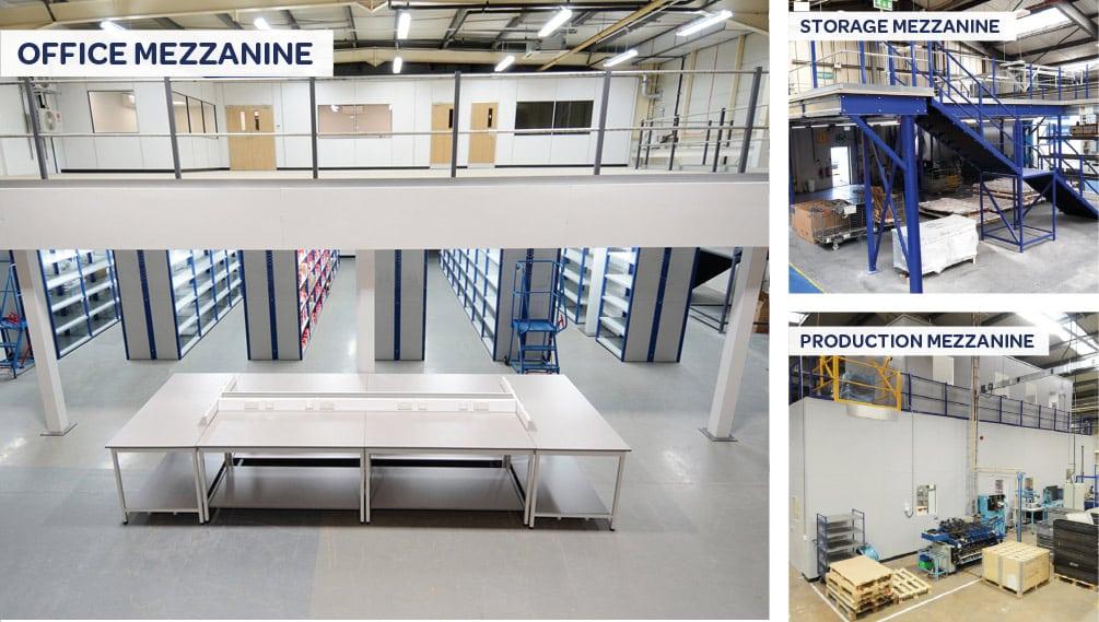 Mezzanine Flooring Services