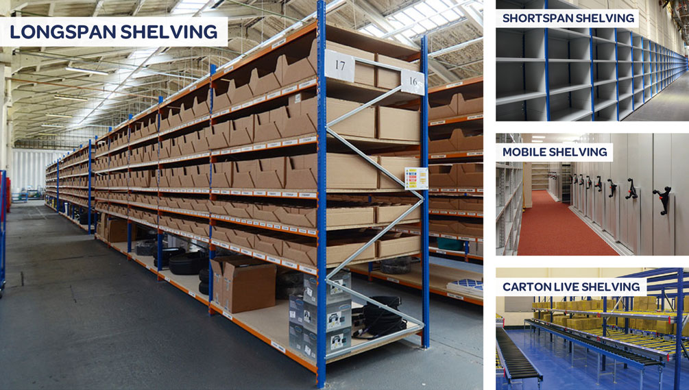 Shelving Services