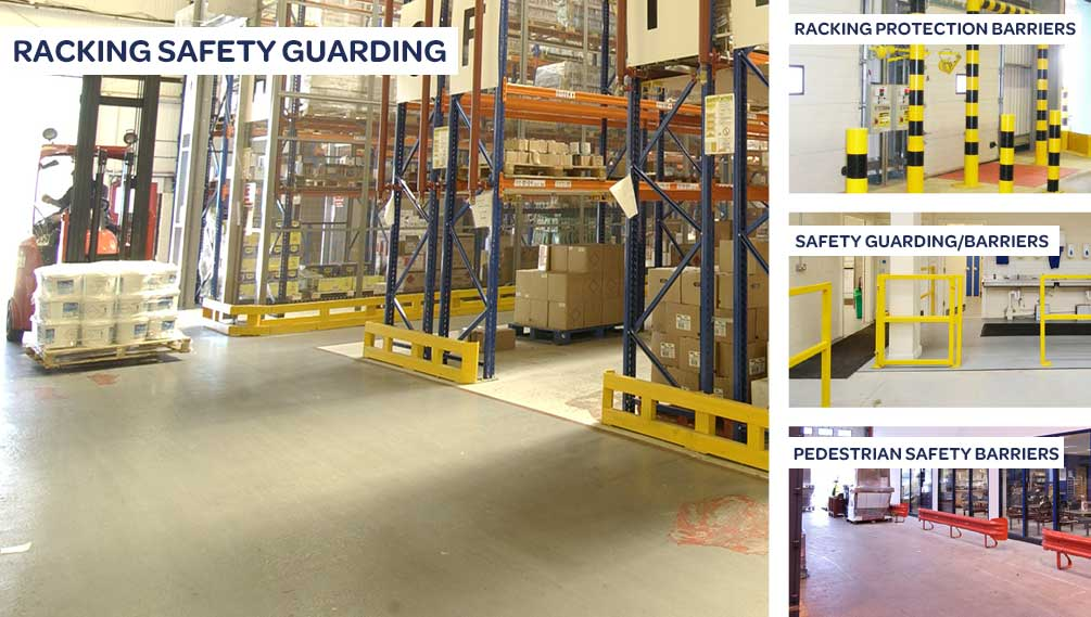 racking safe barriers